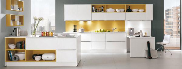 modernes küchenstudio in potsdam